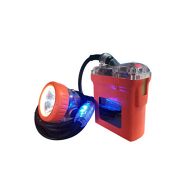 Collison avoidance miners lamp