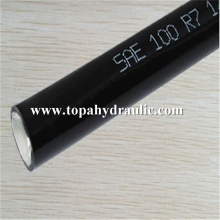 Flexible hydraulic hose made jic fittings wrap
