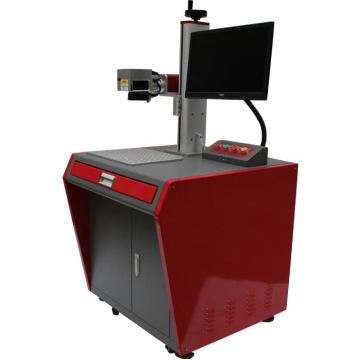 Fiber Laser Marking Machine for Metal/Watch/Key/Knife/Pen