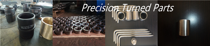 Precision brass turned parts design