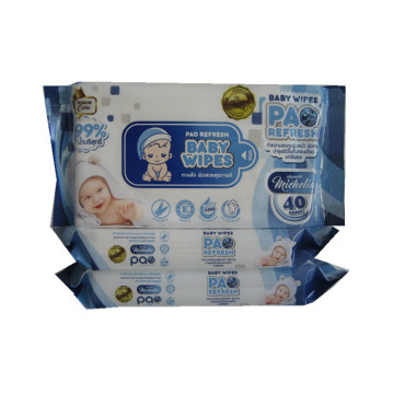 Wholesale Hygiene Care Baby Wet Travel Wipes