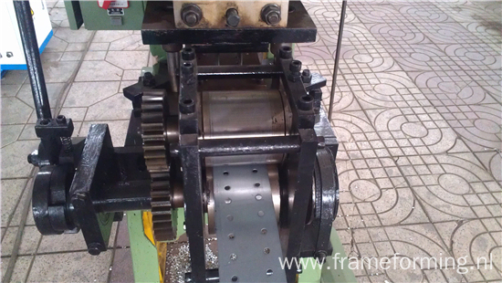 Corner Bead Cold Rolled Machine