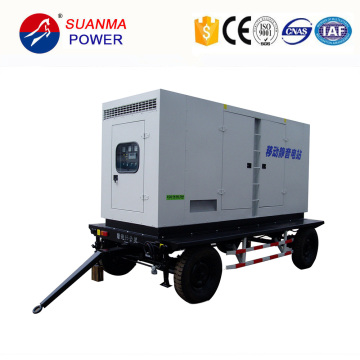 Silent Mobile Trailer Station