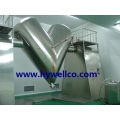 Plastics Granules High Efficient Mixing Machine