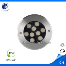 RGB color changing 12W led fountain lights