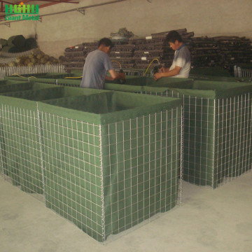 Military Sand Wall Welded Security Hesco Barrier