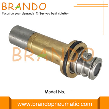 Flange with O-ring Groove Seat Brass Plunger Armature
