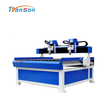 Multi Heads 1212 CNC Wood Carving Machine