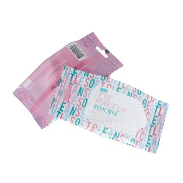 OEM Eye Makeup Removal Wipes Eye Cleansing Wipes
