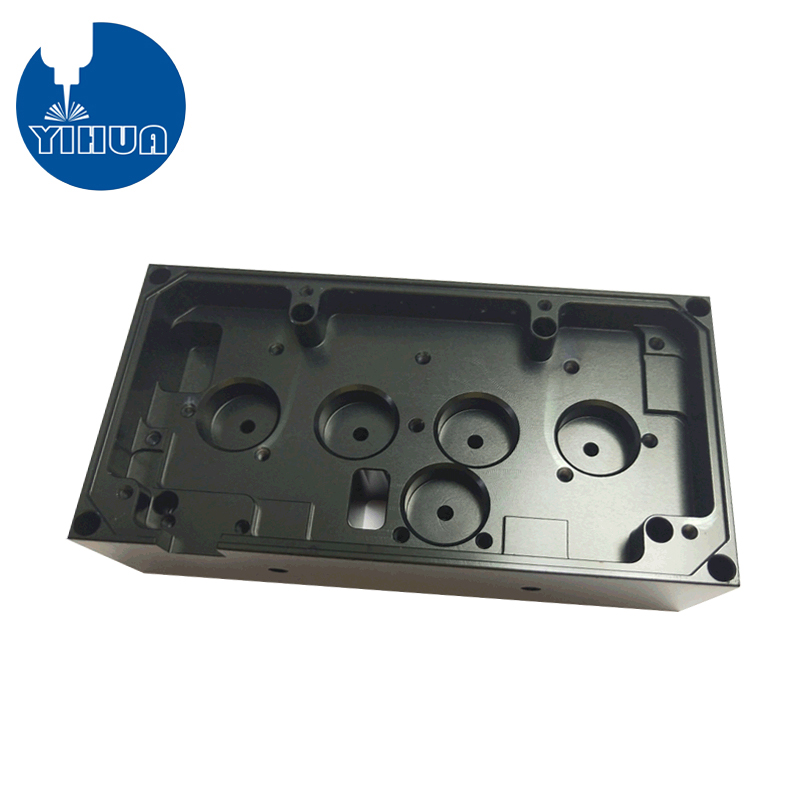 Black Anodized Aluminum Machining Part