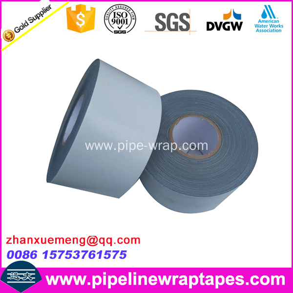 Pipeline Cold Applied Outer Pipe Wrapping Tape/Pipe Wrap Tape