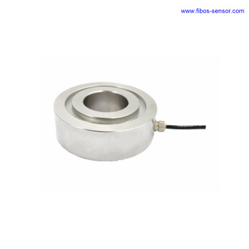 Fibos plate ring load cell sensor