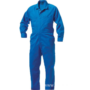Industrial Car Mechanic Cotton Work Wear Uniform One Piece Working Apparel Work Coveralls