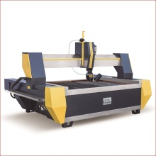 Cutting machine five axis gantry type waterjet cutter