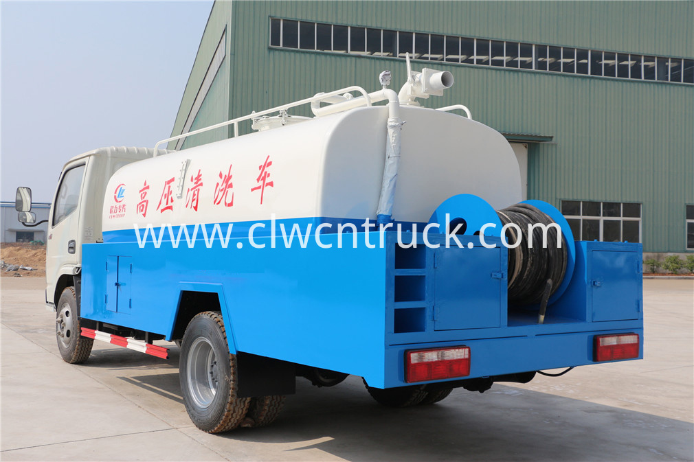 drain cleaning truck 4