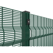 Galvanized 358 security fence
