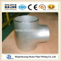 A403 WP304 stainless steel pipe tee