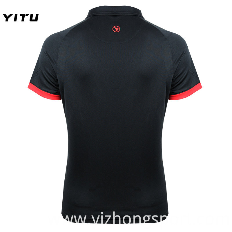 Men's Slim Polo Shirt