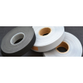 Grey Special lycra fabric tape for yoga clothing