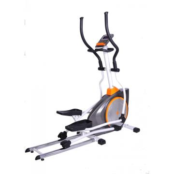 Commercial elliptical trainer magnetic bike