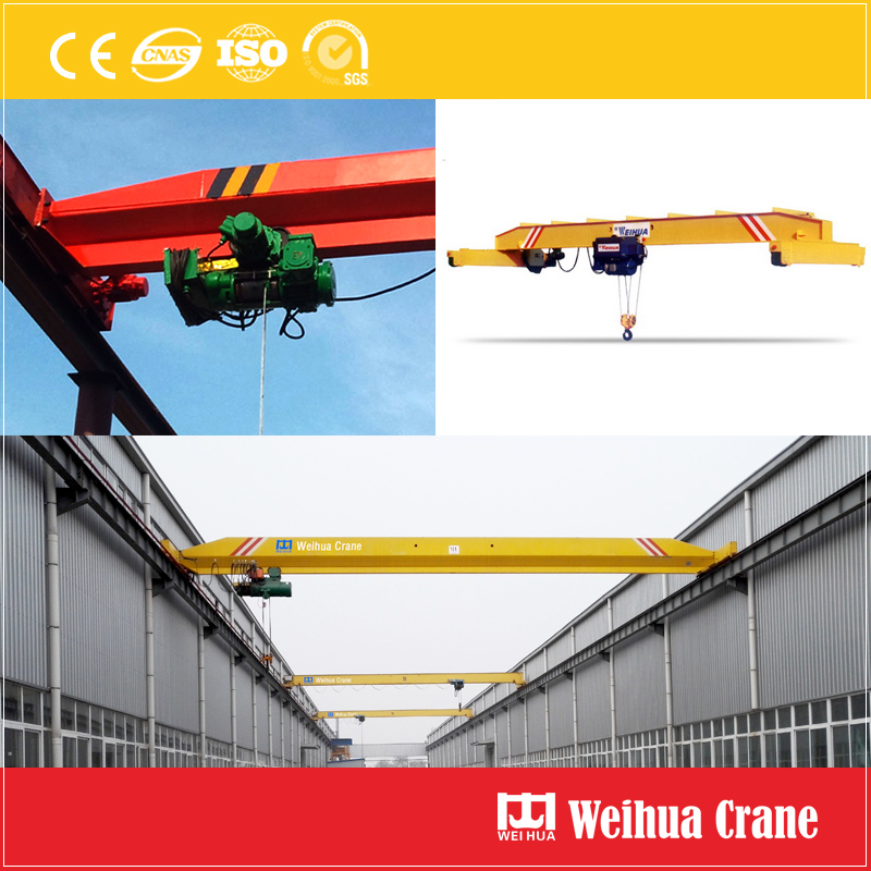 Metallurgy Single Girder Overhead Crane