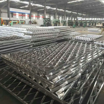 Ceiling Aluminum Expanded Metal Sheet