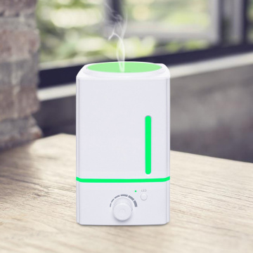 1500ML Cool Mist Air Humidifier With Night Light