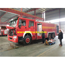 16 M3 6x4 Steyr Fire Fighting Trucks