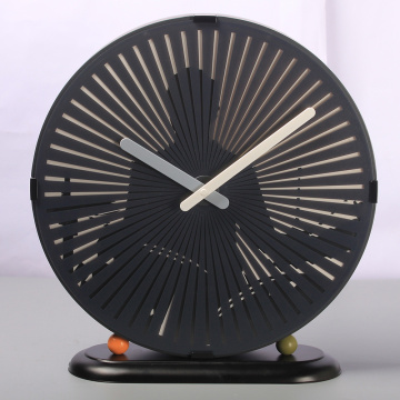 Druming Wall Motion Clock