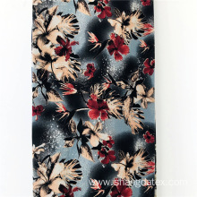 Rayon Black Discharge Fabric Good Printing