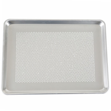 Perforated Half Baking Tray