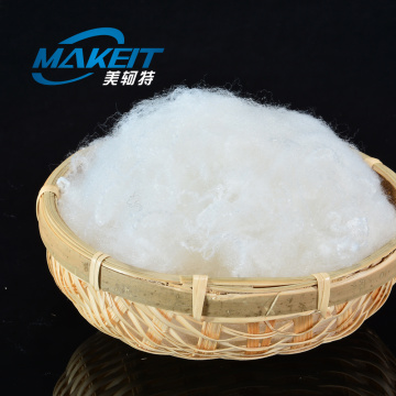 Virgin Recycled 7D Hollow Conjugated Polyester Staple Fiber