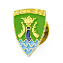 Custom Soft Hard Enamel Metal Pin Badges