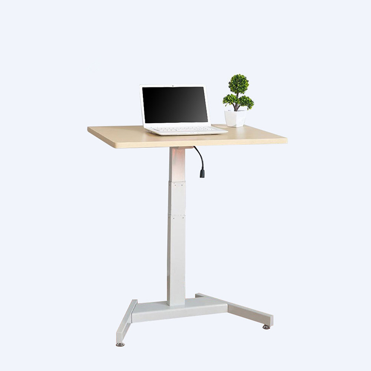 Adjustable Height Computer Sit Stand Working Table Base