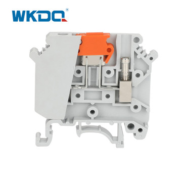 Knife Disconnect Terminal Block Din Rail