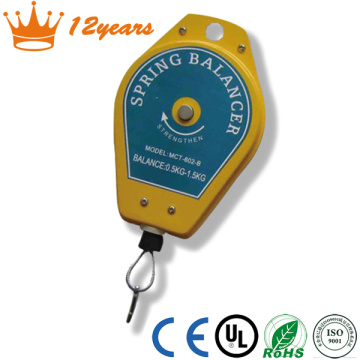 Plastic Material Top sell Hanging Spring Balancer