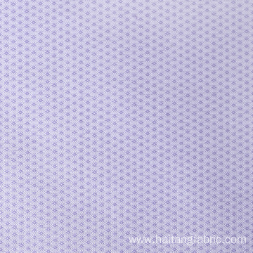 Non Pilling Fabric TC Dobby fabric Antistatic Fabric