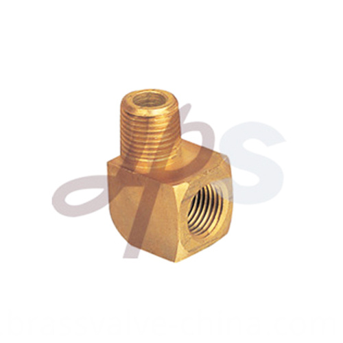 Brass 90 Degree Mxf Elbow H742