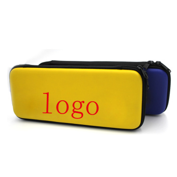 Cheap price custom size portable watch box with pocket