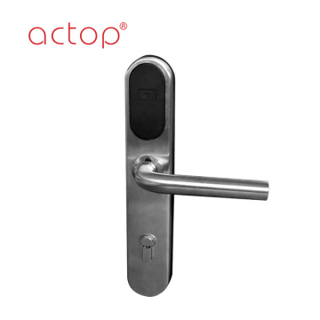 European standard high safety with Key and Card Hotel Door Lock