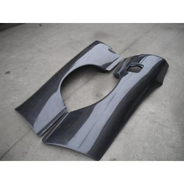 180SX S13 carbon fiber rear fender