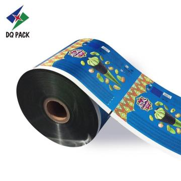Custom Flexible Laminated Plastic Rollstock roll film