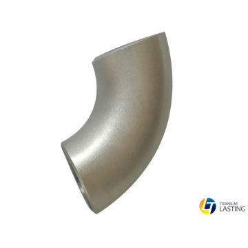 Titanium Grade 2 45°  Pipe Elbow Pipe Fittings