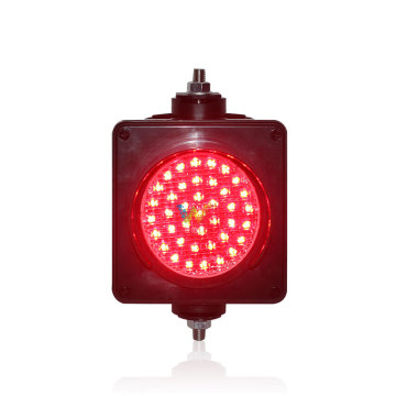 decoration 100mm 24v led traffic signal light