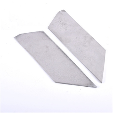 Cobalt Chrome Alloy Fiberglass Cutting Knives Blade