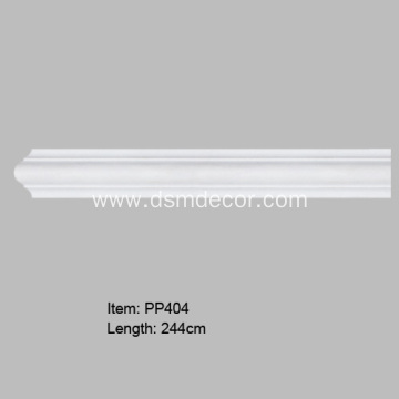 PU Picture Frame Panel Moulding