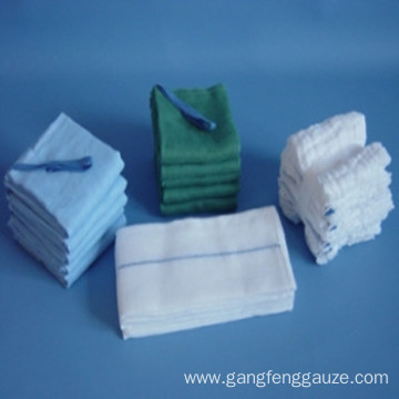 Non sterile Lap Sponges 100% Cotton BP Quality