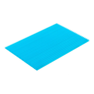 Pc hollow polycarbonate sheets for gardens greenhouse