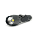 zoomable rechargeable 18650 torch flashlight led