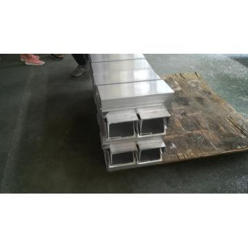 aluminum formwork and concrete